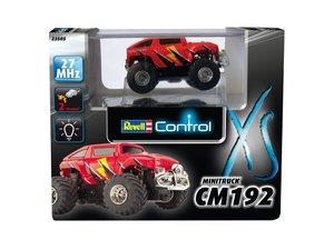 Revell Control 23505 - RC Mini Truck CM192, rot, Länge ca. 8 cm