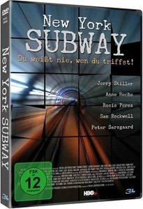 New York Subway - Du weißt nie, wen du triffst
