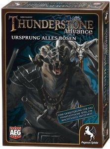Pegasus Spiele 51038G - Thunderstone Advance, Ursprung alles Bös
