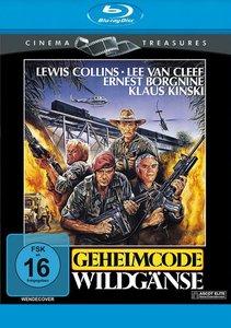 Geheimcode: Wildgänse-Cinema Treasures-Blu-ray