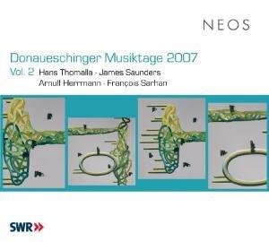 Donaueschinger Musiktage 2007/2