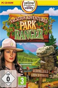 Yellow Valley: Vacation Adventures: Park Ranger (Wimmelbild)