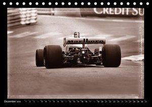 Grand Prix historique de Monaco (Tischkalender 2016 DIN A5 quer)