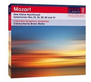 Eine Kleine Nachtmusik/Sinfonien 25,35,38,40 & 41