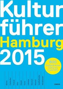 Kulturführer Hamburg 2015