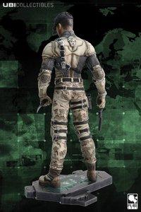 Tom Clancys Splinter Cell - Blacklist: Sam Fisher Figur UBIcoll