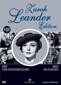 Zarah Leander Edition #1 (4 DVDs)