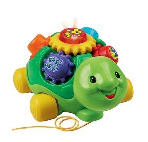 VTech Baby 80-143104 - Lernspaß Schildkröte