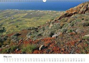Discovering Santorini (Wall Calendar 2015 DIN A3 Landscape)
