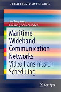 Maritime Wideband Communication Networks