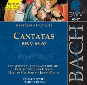 Kantaten BWV 65-67
