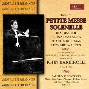 Rossini:Petite Messe Solenelle