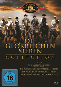 Die glorreichen Sieben - Collection