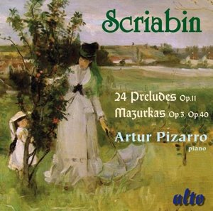 Scriabin Preludes+Mazurkas