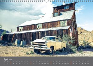 American Freedom (Wandkalender 2016 DIN A3 quer)