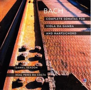 Complete Sonatas for Viola da Gamba and Harpsichor