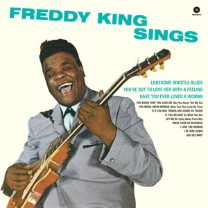 Freddy Kings Sings+2 Bonus