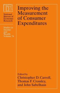 Improving the Measurement of Consumer Expenditures