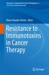 Resistance to Immunotoxins in Cancer Therapy