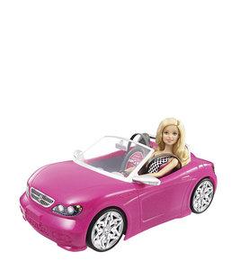 Mattel Barbie Glam Carsbrio