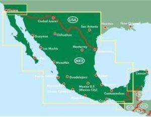 Mexiko 1 : 2 000 000