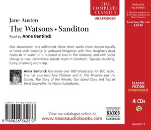 The Watsons/Sanditon