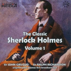 The Classic Sherlock Holmes Vol.1 (engl.)