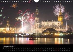 Dresden Altstadt (Wandkalender 2016 DIN A4 quer)