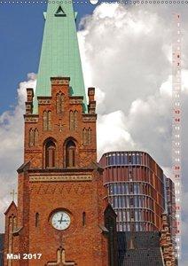 Kopenhagen. Skandinavische Schöne (Wandkalender 2017 DIN A2 hoch