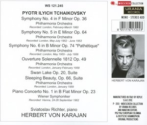 Tschaikowsky: Die Meisterwerke