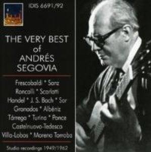 Das Beste von Andres Segovia