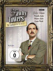 Fawlty Towers: (K)ein ganz normales Hotel - Die komplette Serie
