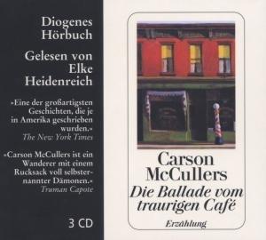 Die Ballade vom traurigen Café. 3 CDs