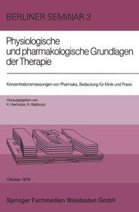 Konzentrationsmessungen von Pharmaka, Bedeutung für Klinik und P