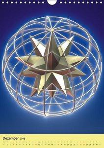 Fraktale Geometrie (Wandkalender 2016 DIN A4 hoch)