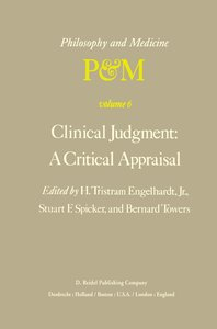 Clinical Judgment: A Critical Appraisal
