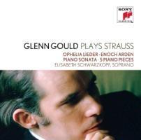 Glenn Gould plays Richard Strauss: Ophelia Lieder op. 67; Enoch - zum Schließen ins Bild klicken