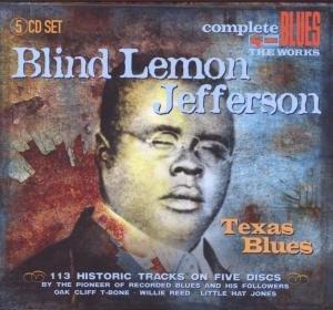 Texas Blues (Box)