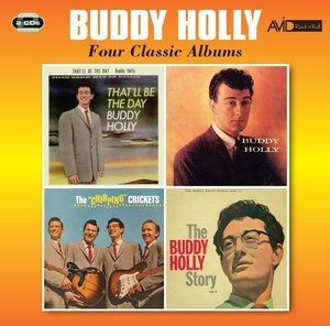 Buddy Holly: Four Classic Albums