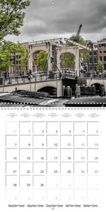 AMSTERDAM Even attractive on a cloudy day! (Wall Calendar 2015 3