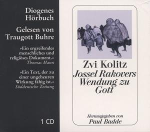 Jossel Rakovers Wendung zu Gott. CD