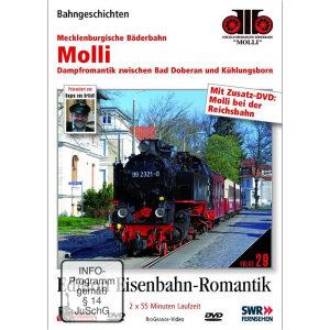 Molli Mecklenburgische Bäderbahn