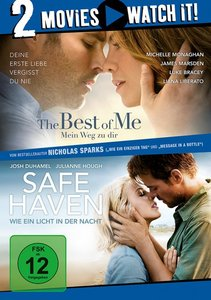 The Best of Me - Mein Weg zu dir & Safe Haven - Wie ein Licht in