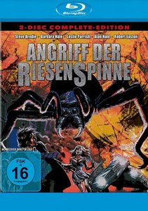 Angriff der Riesenspinne - 2-Disc-Complete-Edition