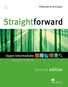 Straightforward Upper-Intermediate. Student's Book, Workbook, Au