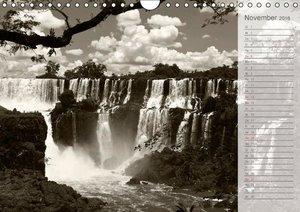 Naturerbe Iguazú (Wandkalender 2016 DIN A4 quer)