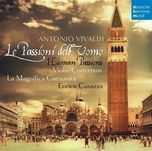 Le Passioni dell'Uomo-Violin Concertos