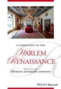 Sherrard-Johnson, C: A Companion to the Harlem Renaissance