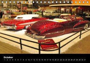 Custom-Cars Special Calendar (Table Calendar perpetual DIN A5 La