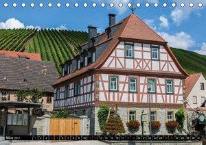 Volkach am Main (Tischkalender 2017 DIN A5 quer)